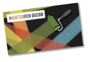 paintsmith business card